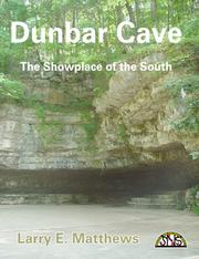 Cover of: Dunbar Cave - The Showplace of the South
