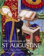 Cover of: The Confessions of St. Augustine | Carolinne White