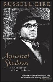 Cover of: Ancestral shadows