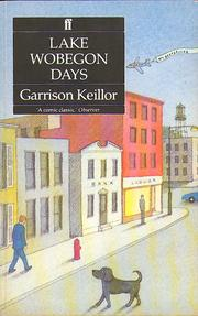 Cover of: Lake Wobegone days