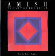 Cover of: Amish, the art of the quilt