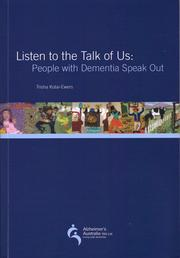 Cover of: Listen to the talk of us | Patricia Kotai-Ewers