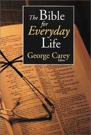 The Bible for everyday life