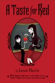 Cover of: A taste for red
