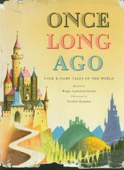 Cover of: Once long ago