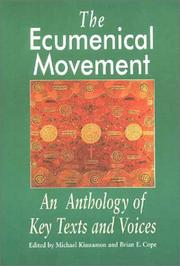 Ecumenical Movement by