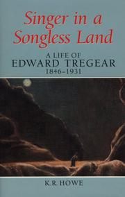 Cover of: Singer in a songless land