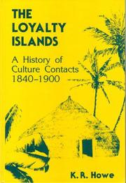Cover of: The Loyalty Islands