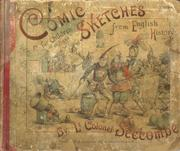 Cover of: Comic sketches from English history