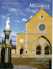 Cover of: Immaculate Heart Messenger Catholic Magazine - April-June 2009