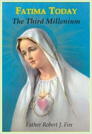 Cover of: Fatima Today - The Third Millennium