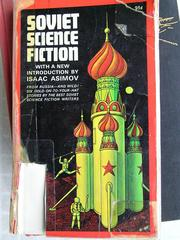 Cover of: Soviet science fiction
