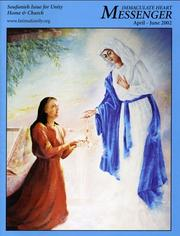 Cover of: Immaculate Heart Messenger Catholic Magazine - April-June 2002