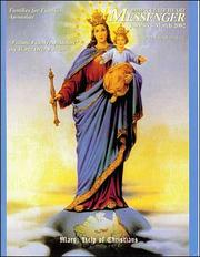 Cover of: Immaculate Heart Messenger Catholic Magazine - January-March 2002