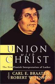 Cover of: Union with Christ |
