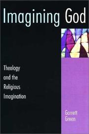 Cover of: Imagining God