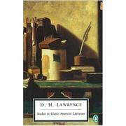 Pornography and obscenity by D. H. Lawrence