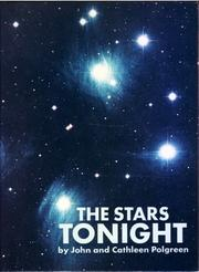 Cover of: The Stars Tonight