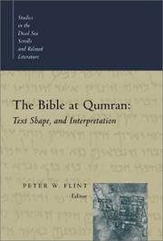 Cover of: The Bible at Qumran