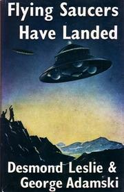 Cover of: Flying saucers have landed