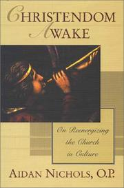 Cover of: Christendom Awake