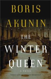Cover of: The winter queen | Boris Akunin