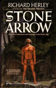 Cover of: The stone arrow | Richard Herley