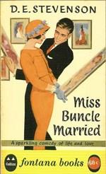 Miss Buncle married.