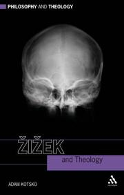 Cover of: Žižek and theology