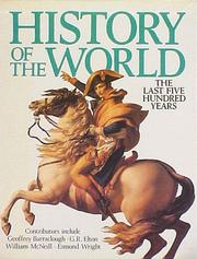 Cover of: History Of The World | RH Value Publishing