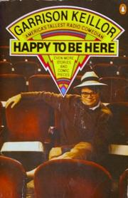 Cover of: Happy to Be Here