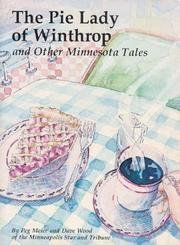 Cover of: The Pie Lady of Winthrop, and other Minnesota tales