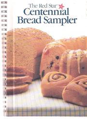 Cover of: Red star centennial bread sampler |