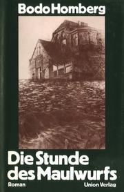 Cover of: Die Stunde des Maulwurfs