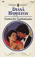 Cover of: Games for sophisticates | Diana Hamilton