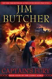 Cover of: Captain's Fury | Jim Butcher