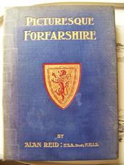 Cover of: Picturesque Forfarshire