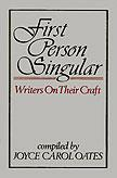 Cover of: First person singular |