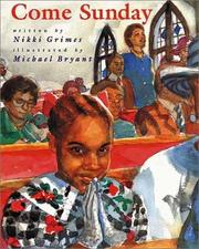 Cover of: Come Sunday | Nikki Grimes