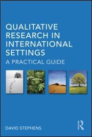Cover of: Qualitative research in international settings