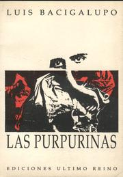 Cover of: Las purpurinas