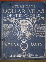 Cover of: Atlas Oats Dollar Atlas of the World |