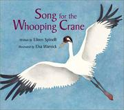 Cover of: Song for the whooping crane