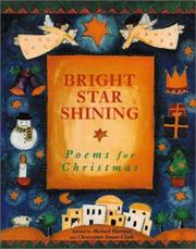 Cover of: Bright star shining | selected by Michael Harrison and Christopher Stuart-Clark.