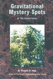 Cover of: Gravitational mystery spots of the United States