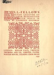 Cover of: All-fellows