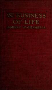 Cover of: The business of life