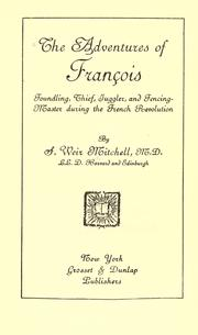 Cover of: The adventures of François