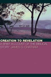 Cover of: Creation to Revelation