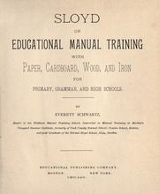 Cover of: Sloyd by Everett Schwartz